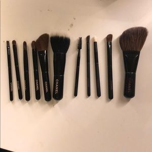 Chanel Travel Brush Set (2 sets)